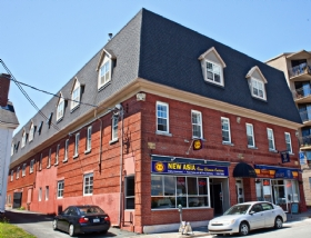 1254 Hollis St, Apt 207 - ACADIA SUITES is located on historic Hollis Street in downtown Halifax, offering exceptional suites including spacious one and two bedroom apartments