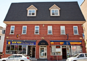 1254 Hollis St, Apt 203 - ACADIA SUITES is located on historic Hollis Street in downtown Halifax, offering exceptional suites including spacious one and two bedroom apartments